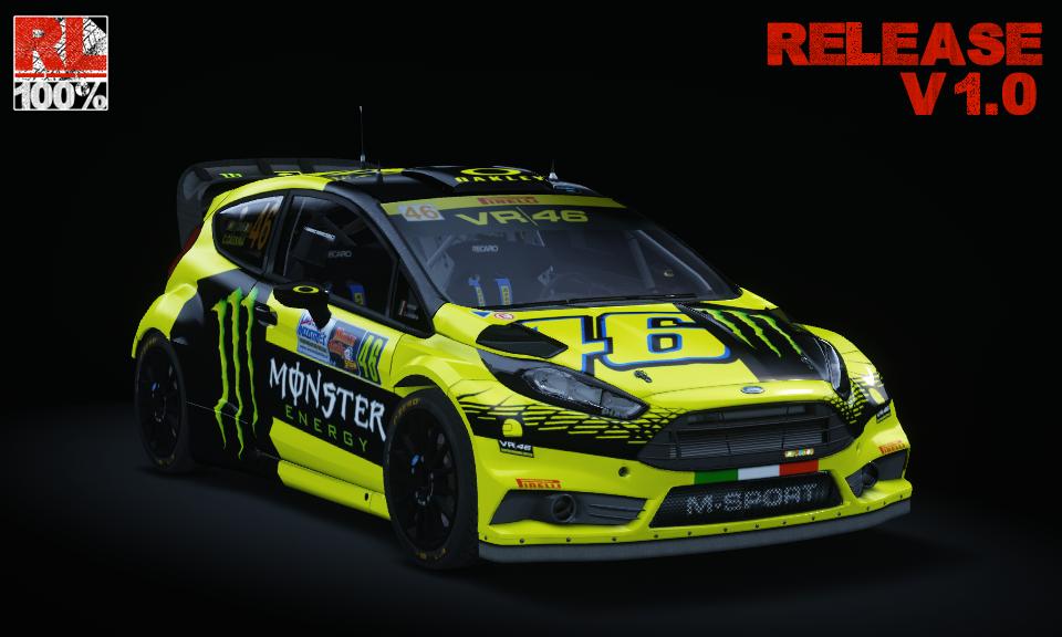 Ford Fiesta Rs Wrc Per Assetto Corsa Race4fun