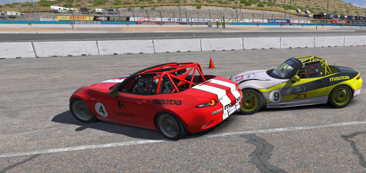 iRacing – MX5 European Challenge