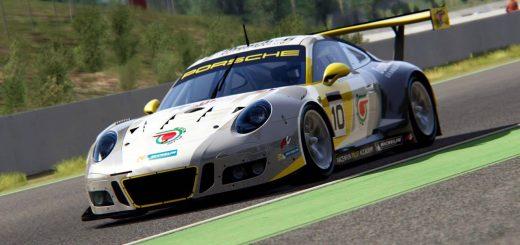 Porsche GT3 team R4F