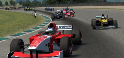 Summer Challenge 2008 - Formula V8 @ Westhill